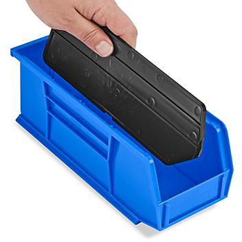 """Length Dividers for Stackable Bins - 11 x 4"""" S-13536D"""