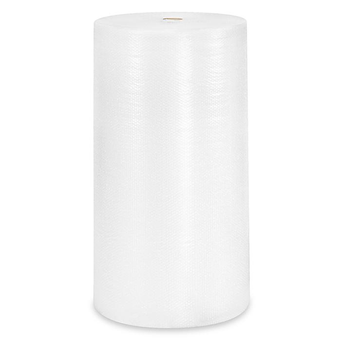 """Uline Cold Seal® Bubble Roll - 48"""" x 300', 3/16"""", Perforated S-13632P"""