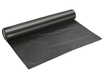 Black Poly Sheeting - 4 Mil, 12' x 100' S-13639
