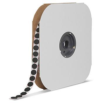 "Velcro® Brand Tape Dots - Loop, Black, 5/8"" S-13660"