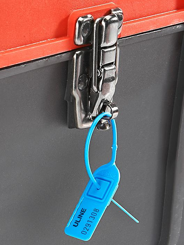 "Pull-Up Seals - 6"", Blue S-13674BLU"
