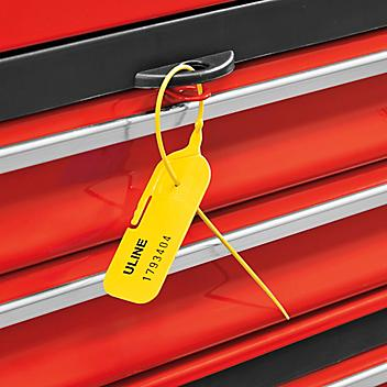 """Pull-Up Seals - 10"""", Yellow S-13676Y"""