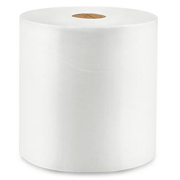 """Uline Towels for Hands-Free or Auto Dispenser - 8"""" x 600' S-13729"""
