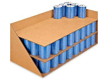 "24 x 12"" 200 lb Corrugated Pads S-13742"