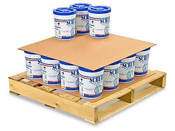 "26 x 26"" 200 lb Corrugated Pads S-13743"