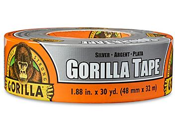 """Gorilla Duct Tape - 2"""" x 30 yds, Silver S-13786SIL"""