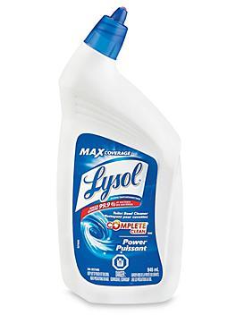 Lysol® Toilet Bowl Cleaner - 946 mL bottle S-13845