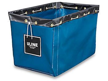 "Replacement Liner for Vinyl Basket Truck - 30 x 20 x 20 1/2"""