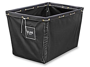 """Replacement Liner for Vinyl Basket Truck - 36 x 26 x 27 1/2"""", Black S-13929BL"""