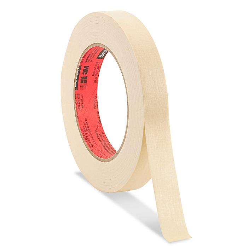 "3M 2050 Painter's Masking Tape - 3/4"" x 60 yds S-13957"