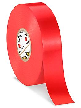 """3M 35 Electrical Tape - 3/4"""" x 66', Red S-13975R"""