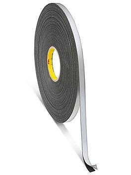 """3M 4516 Vinyl Foam Tape - 1/2"""" x 36 yds S-15008"""