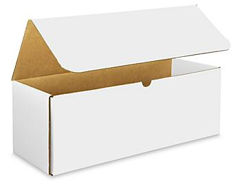 """17 x 6 x 6"""" White Indestructo Mailers S-15103"""