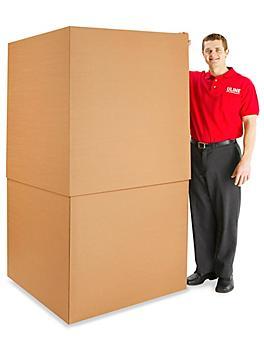 "36 x 36 x 40 - 76"" 2-piece Telescopic Bulk Cargo Box S-15109"