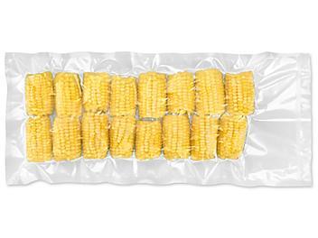 """Uline Poly Nylon Vacuum Bags - 10 x 22"""" S-15153"""