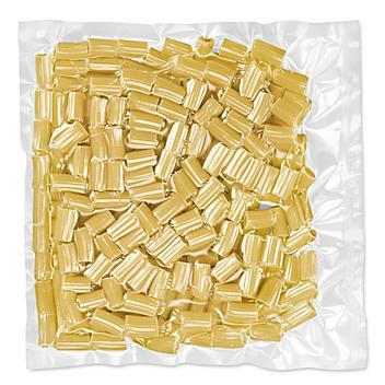 """Uline Poly Nylon Vacuum Bags - 12 x 12"""" S-15154"""