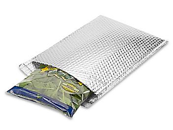 """Cool Shield Thermal Bubble Mailers - 11 x 15"""" S-15217"""