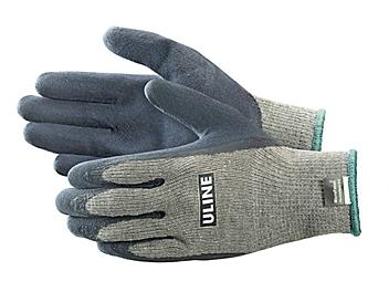 Uline Super Gription® Latex Coated Gloves - Small S-15332S