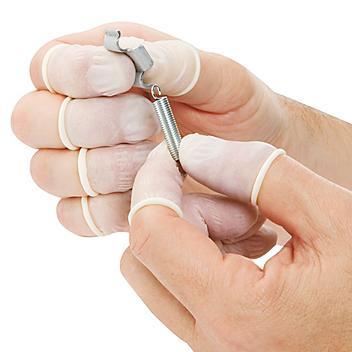 Nitrile Finger Cots - Powder-Free, Medium S-15365M