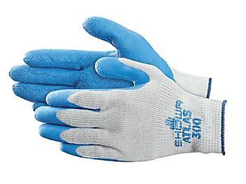 Showa® Atlas® 300 Latex Coated Gloves - Medium S-15571M