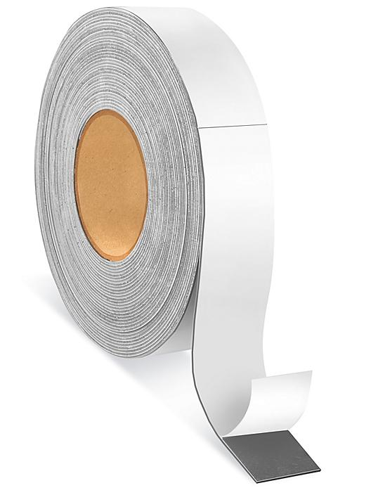 """Magnetic Tape Roll - Perforated, 2"""" x 4"""" x 50' S-15592"""