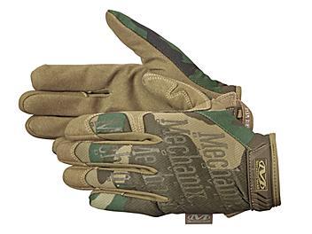 Mechanix® Camo Gloves - Large S-15634L