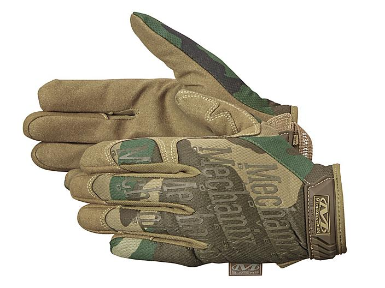 Mechanix® Camo Gloves - Small S-15634S