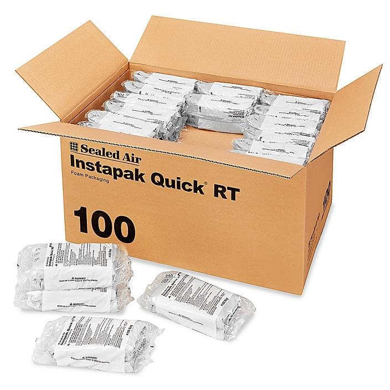 "Instapak Quick® Room Temperature Bulk Packs - #100, 25 x 27"" S-15672B"