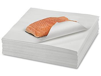 """Butcher Paper Sheets - White, 12 x 12"""" S-15674"""