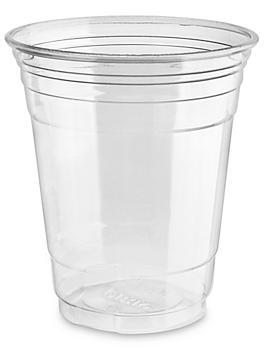 Dixie® Crystal Clear Plastic Cups - 12 oz S-15750