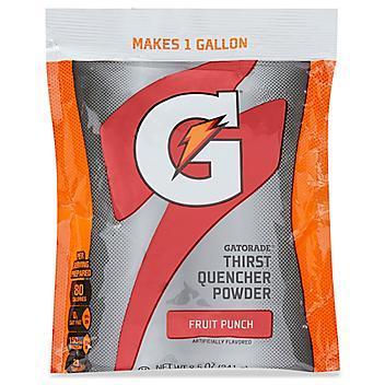 Powdered Gatorade® - 1 Gallon, Fruit Punch S-15768F