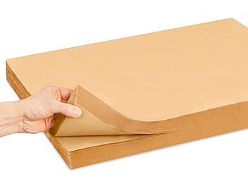 """40 lb Kraft Paper Sheets - 18 x 24"""" S-15800"""