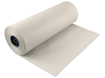 """30 lb Bogus Paper Roll - 24"""" x 1,200' S-15804"""