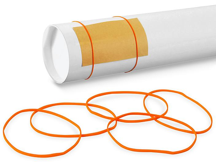 """#19 Latex Free Rubber Bands - 3 1/2 x 1/16"""" S-15808"""