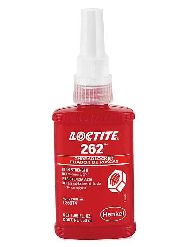 Loctite® Threadlocker 262™ S-15893