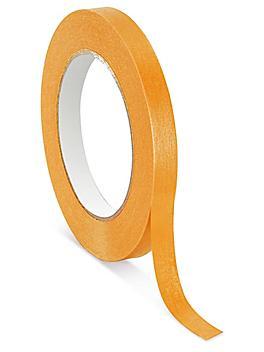 """Masking Tape - 1/2"""" x 60 yds, Orange S-15894-O"""