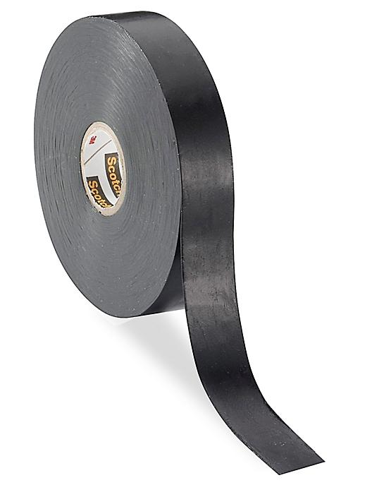 """3M 130C Linerless Electrical Tape - 3/4"""" x 30' S-16011"""
