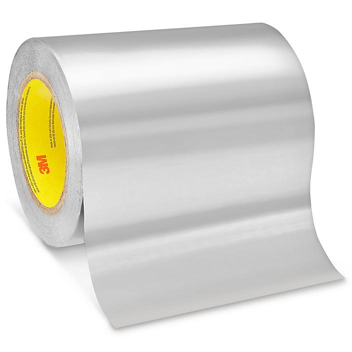 """3M 425 Aluminum Foil Tape - 6"""" x 60 yds S-16098"""