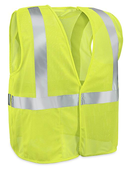 Breakaway Hi-Vis Safety Vest