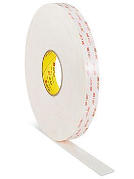 """3M 4952 VHB Double-Sided Foam Tape - 1"""" x 36 yds S-16179"""