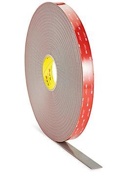 """3M 4991 VHB Double-Sided Foam Tape - 1"""" x 36 yds S-16181"""