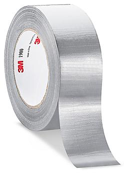"""3M 1900 Duct Tape - 2"""" x 50 yds, Silver S-16182"""
