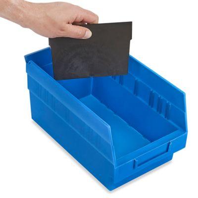 Dividers for Shelf Bins - 7 x 6