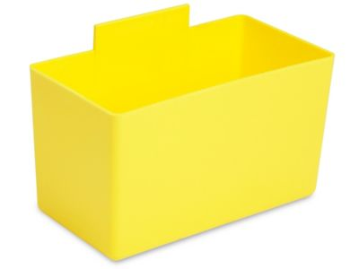 Plastic Bin Cups - 3 x 5 x 3