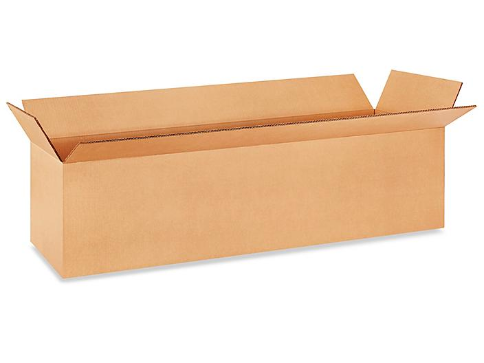 """48 x 12 x 12"""" 275 lb Double Wall Corrugated Boxes S-16464"""