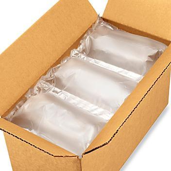 """Clear Air Pillow Film for Uline Air Pillow Machine - 8 x 4"""" S-18723"""