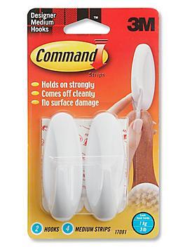 3M 17081 Command™ Designer Hooks S-18765
