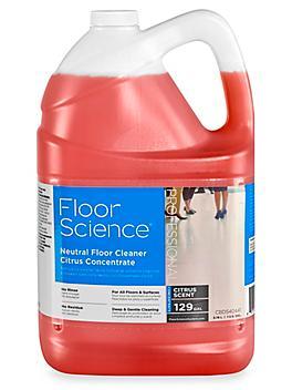 Floor Science® Neutral Floor Cleaner S-18933