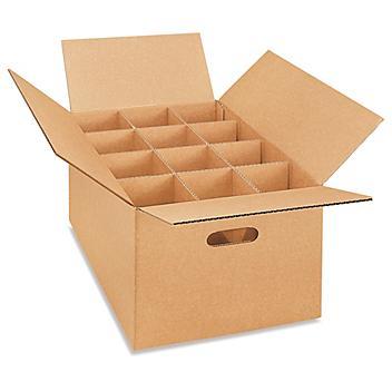 """16 x 12 x 9"""" 275 lb Glass Pack Kit S-18940"""