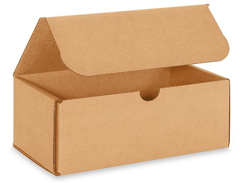 "8 x 4 x 3"" Kraft Indestructo Mailers S-18960"